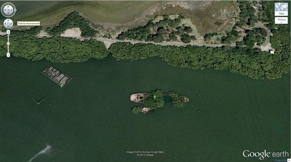 Google Earth'teki en sıradışı 29 yer 7