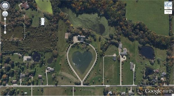 Google Earth'teki en sıradışı 29 yer 9