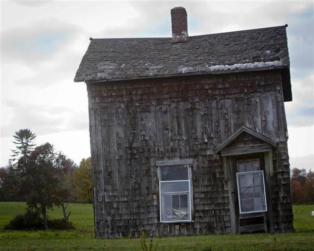 Catskills'in terk edilmiş evleri 10