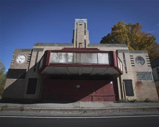 Catskills'in terk edilmiş evleri 11