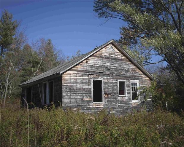 Catskills'in terk edilmiş evleri 13