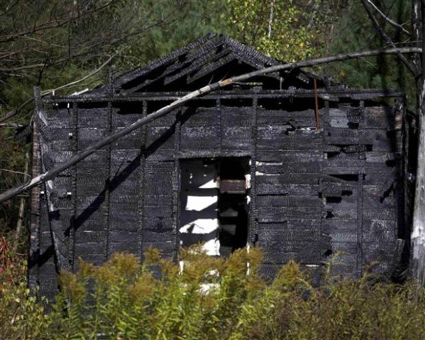 Catskills'in terk edilmiş evleri 14