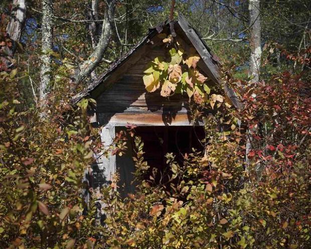 Catskills'in terk edilmiş evleri 15
