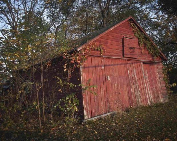 Catskills'in terk edilmiş evleri 21