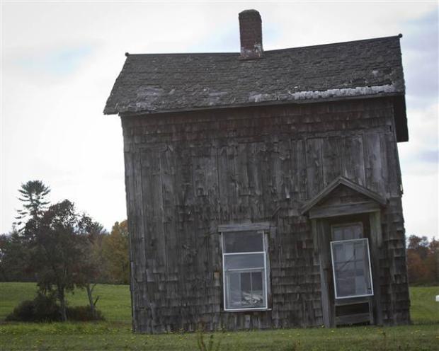 Catskills'in terk edilmiş evleri 22