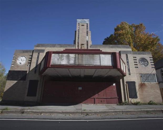 Catskills'in terk edilmiş evleri 23