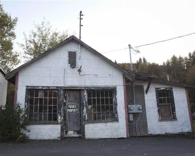 Catskills'in terk edilmiş evleri 25