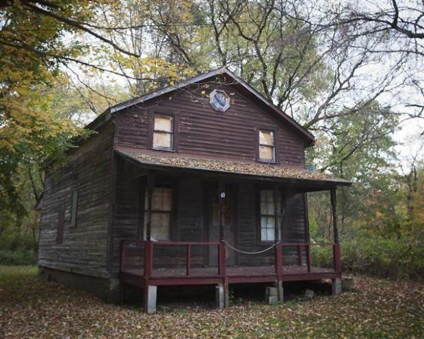 Catskills'in terk edilmiş evleri 6