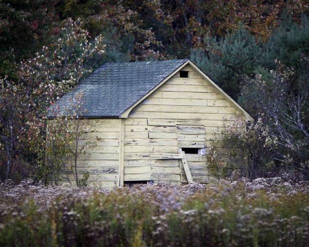 Catskills'in terk edilmiş evleri 9