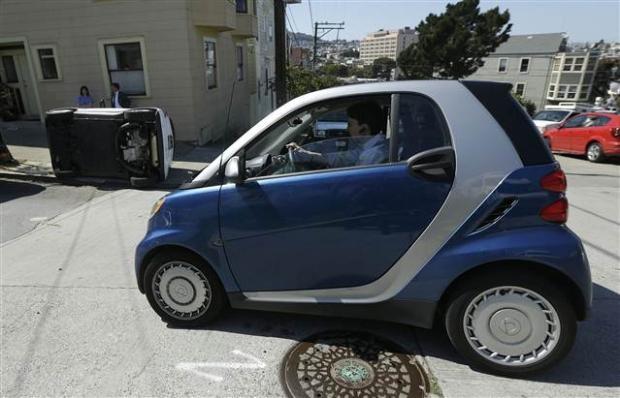 Aynı marka otomobilleri hedef alıyorlar 4