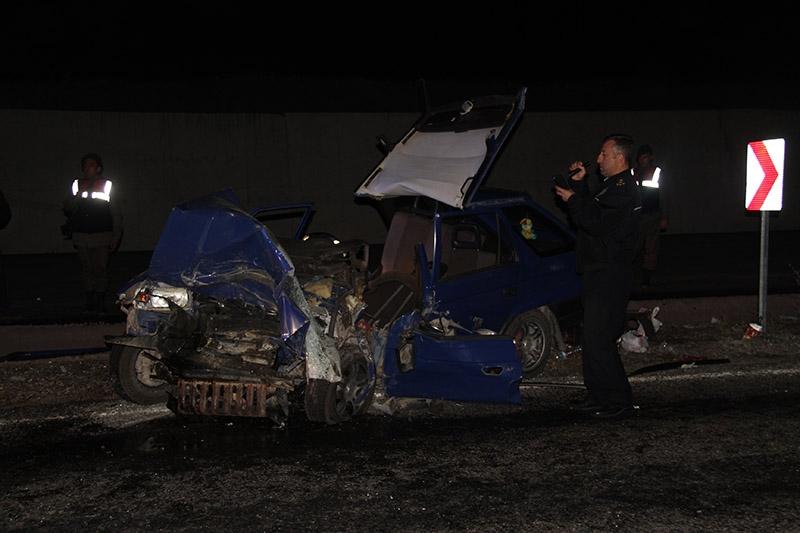 Çankırı'da trafik kazası: 3 ölü 7 yaralı 2