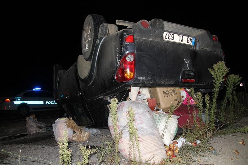 Çankırı'da trafik kazası: 3 ölü 7 yaralı 5