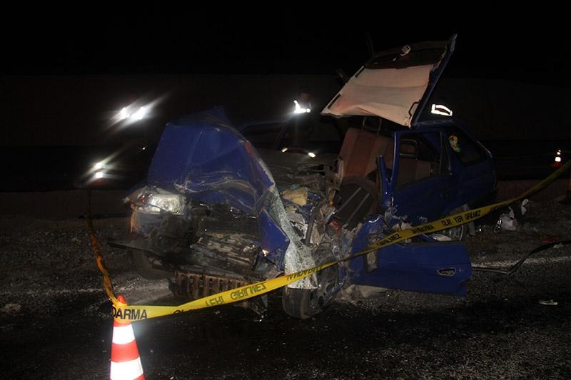 Çankırı'da trafik kazası: 3 ölü 7 yaralı 7