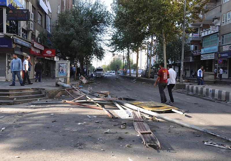 IŞİD bahanesiyle yaktılar yıktılar 112