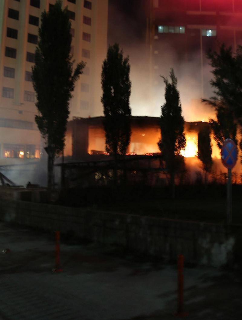IŞİD bahanesiyle yaktılar yıktılar 12