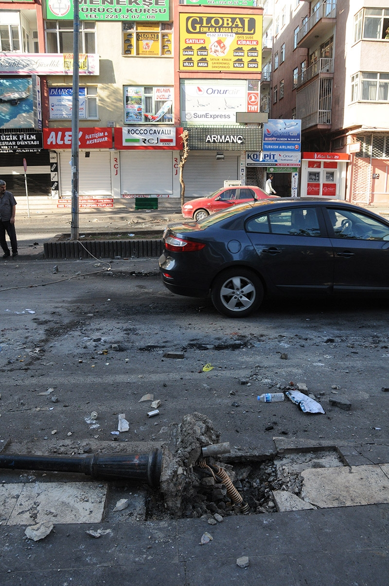 IŞİD bahanesiyle yaktılar yıktılar 120