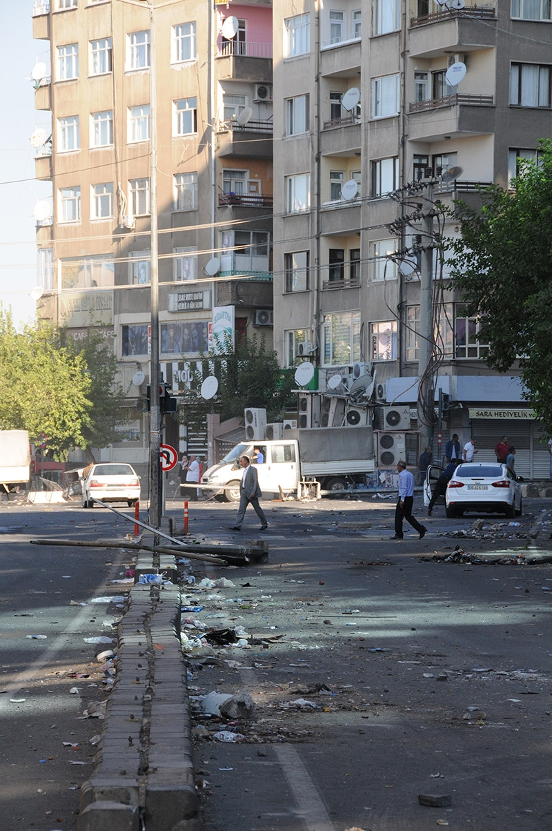 IŞİD bahanesiyle yaktılar yıktılar 121