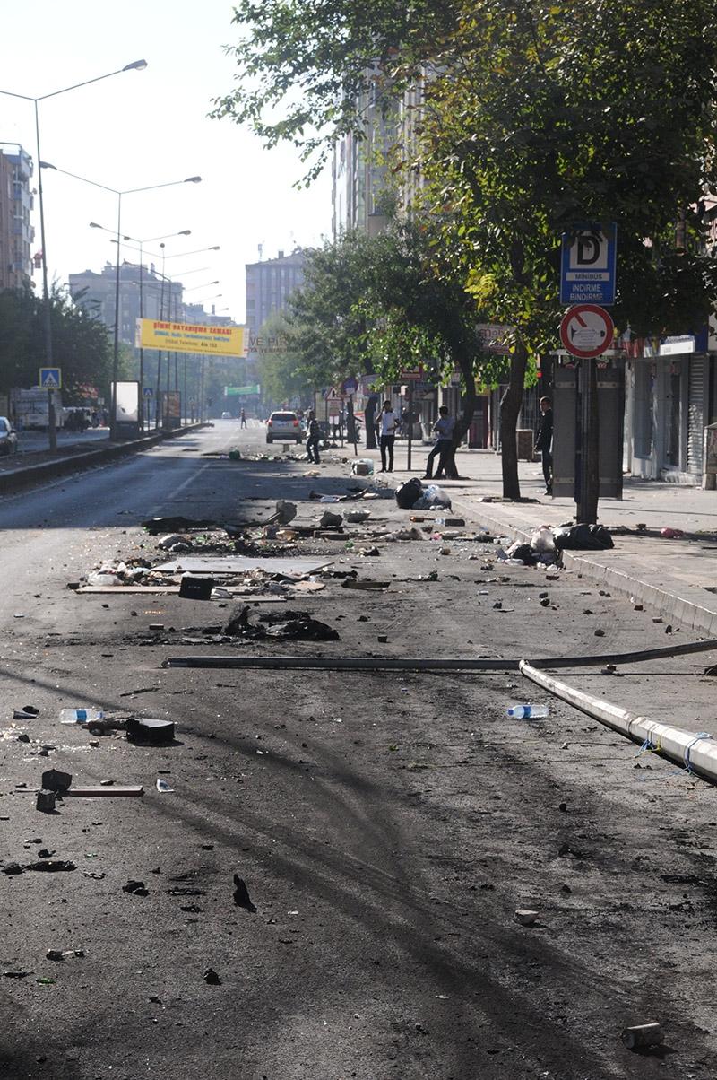 IŞİD bahanesiyle yaktılar yıktılar 124