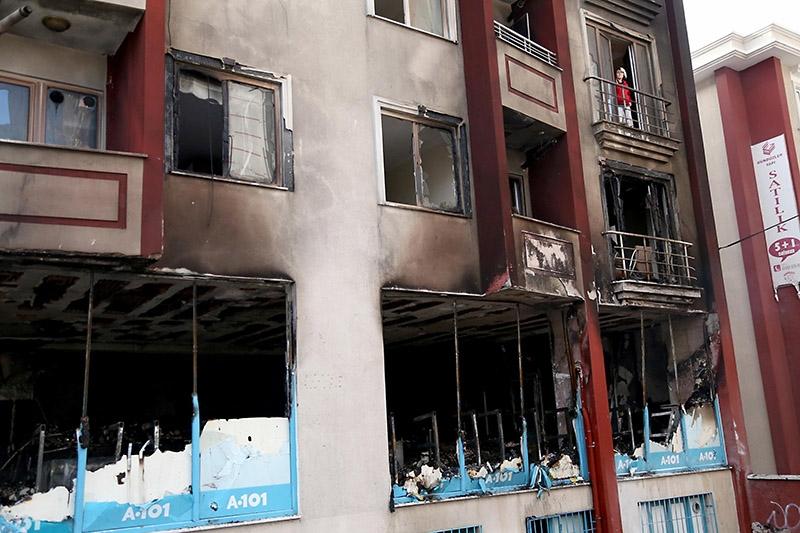 IŞİD bahanesiyle yaktılar yıktılar 132