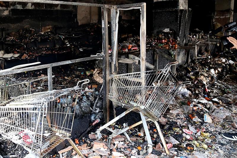 IŞİD bahanesiyle yaktılar yıktılar 134