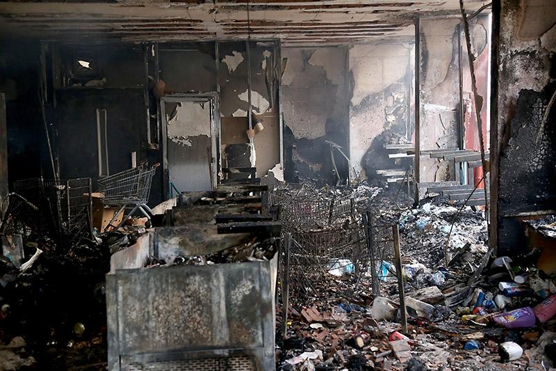IŞİD bahanesiyle yaktılar yıktılar 135