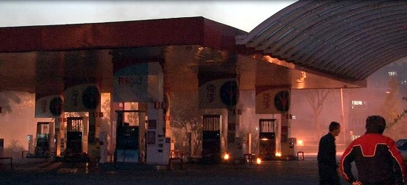 IŞİD bahanesiyle yaktılar yıktılar 142