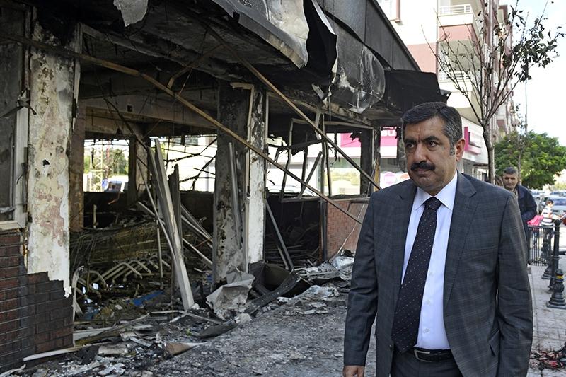 IŞİD bahanesiyle yaktılar yıktılar 146