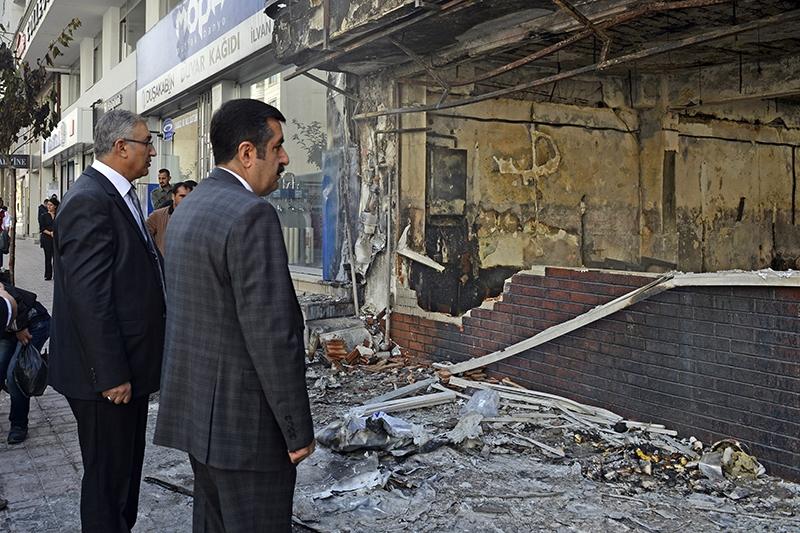 IŞİD bahanesiyle yaktılar yıktılar 147