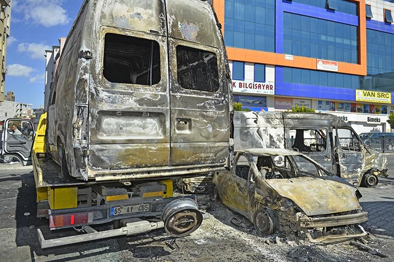 IŞİD bahanesiyle yaktılar yıktılar 148
