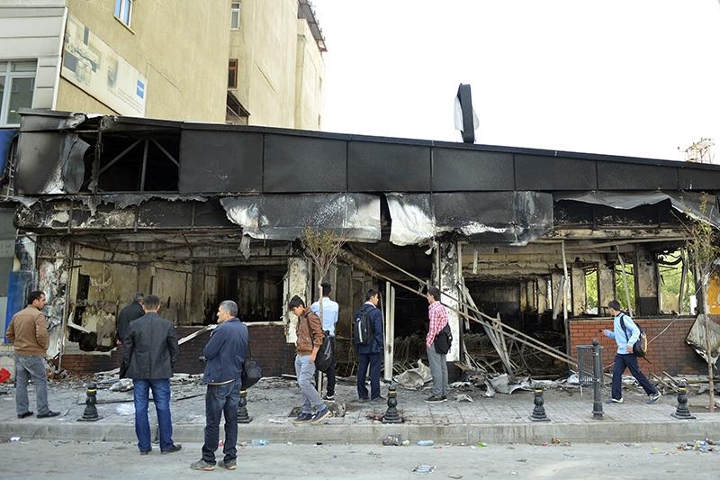 IŞİD bahanesiyle yaktılar yıktılar 152