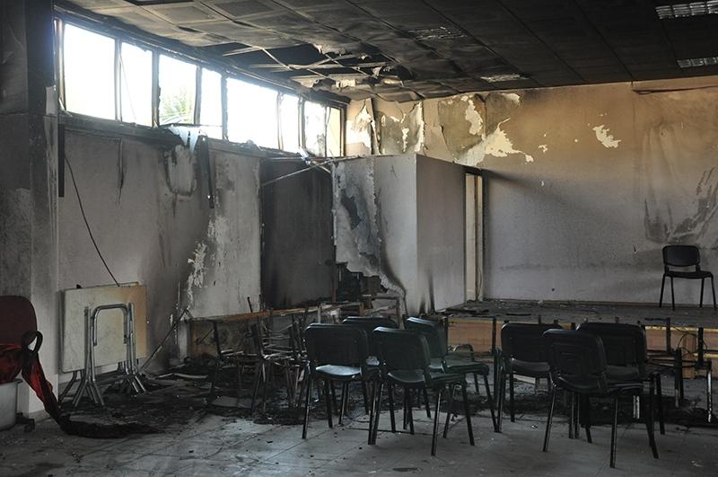 IŞİD bahanesiyle yaktılar yıktılar 172