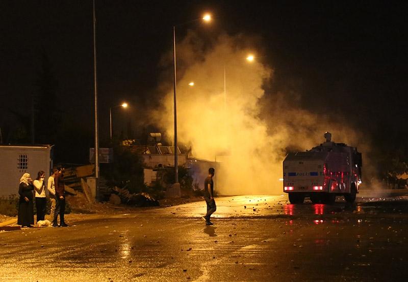 IŞİD bahanesiyle yaktılar yıktılar 18