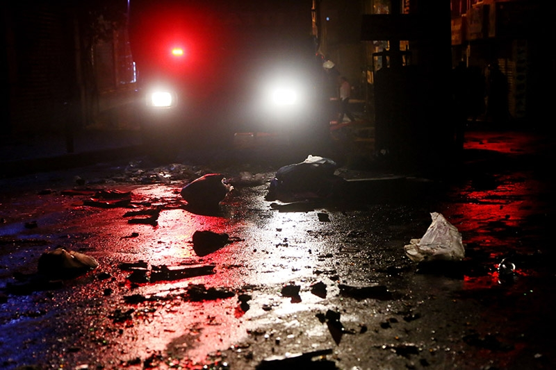 IŞİD bahanesiyle yaktılar yıktılar 20