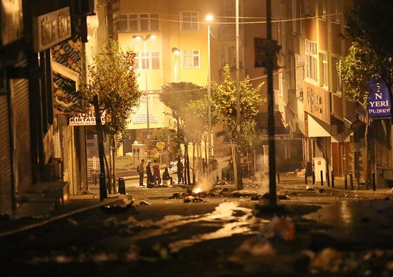IŞİD bahanesiyle yaktılar yıktılar 21