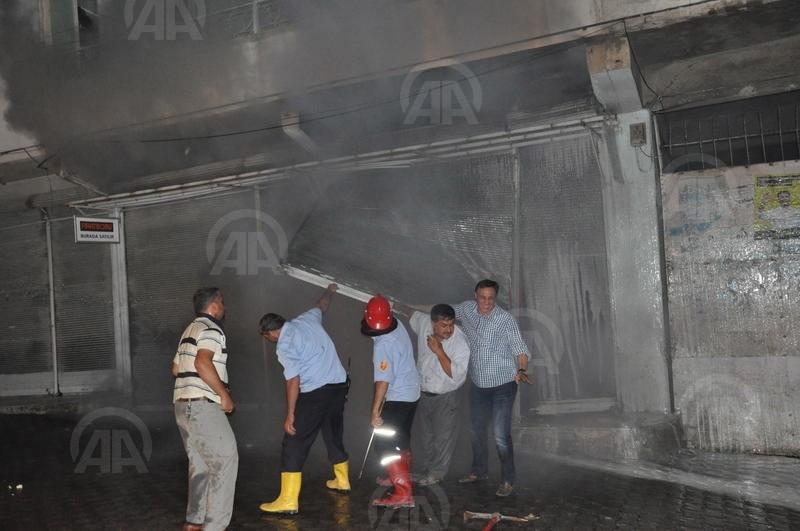 IŞİD bahanesiyle yaktılar yıktılar 26