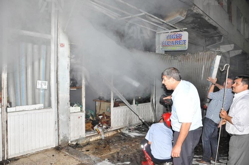 IŞİD bahanesiyle yaktılar yıktılar 27