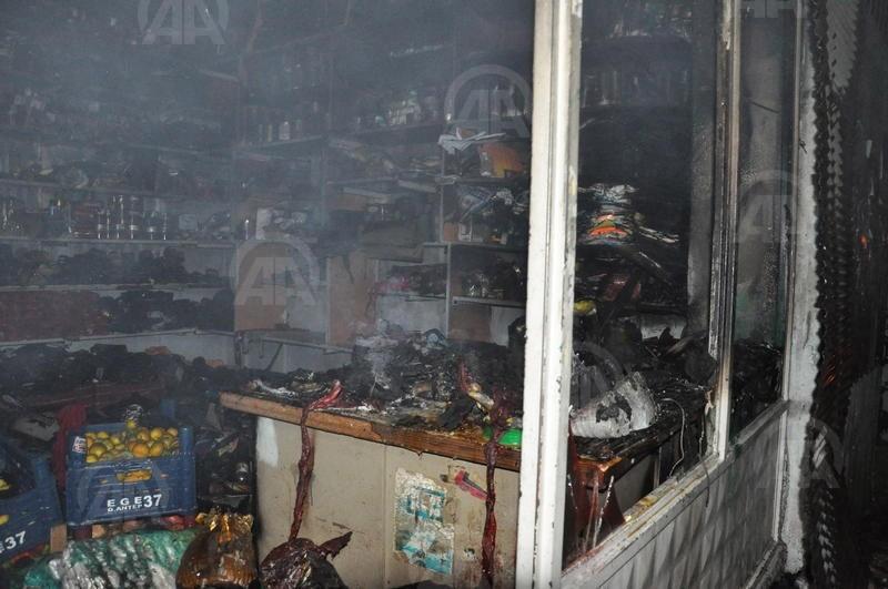 IŞİD bahanesiyle yaktılar yıktılar 29