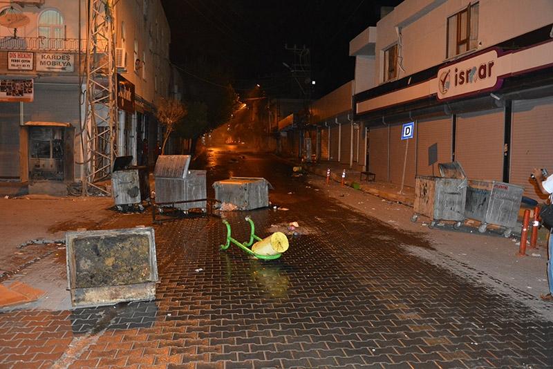 IŞİD bahanesiyle yaktılar yıktılar 35