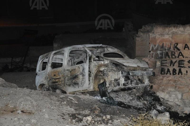 IŞİD bahanesiyle yaktılar yıktılar 39