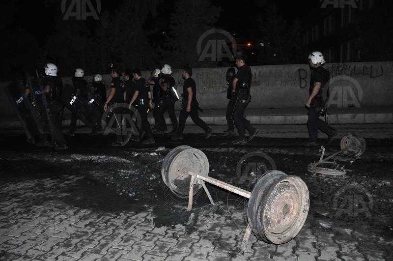 IŞİD bahanesiyle yaktılar yıktılar 41