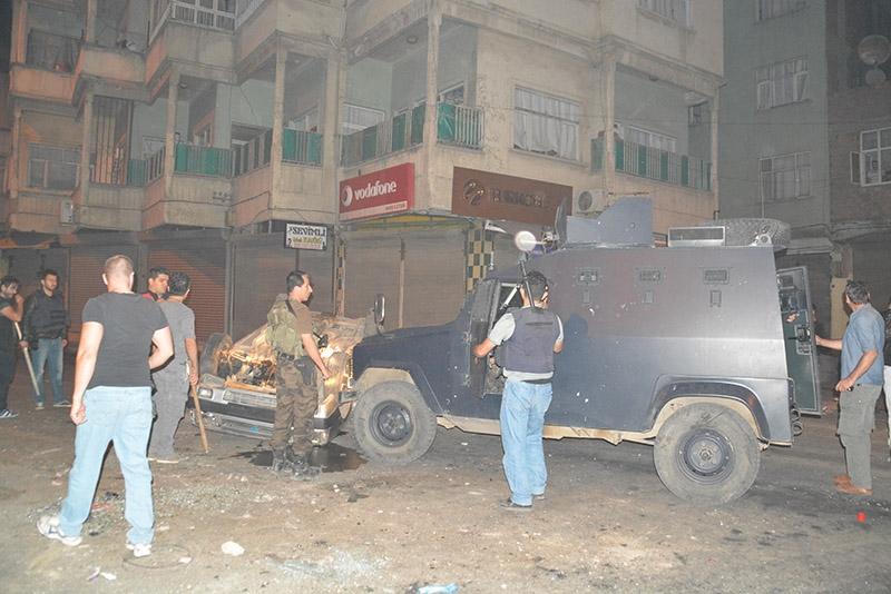 IŞİD bahanesiyle yaktılar yıktılar 57
