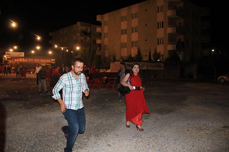 IŞİD bahanesiyle yaktılar yıktılar 6