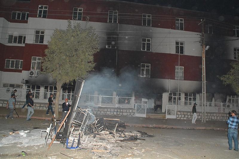 IŞİD bahanesiyle yaktılar yıktılar 60