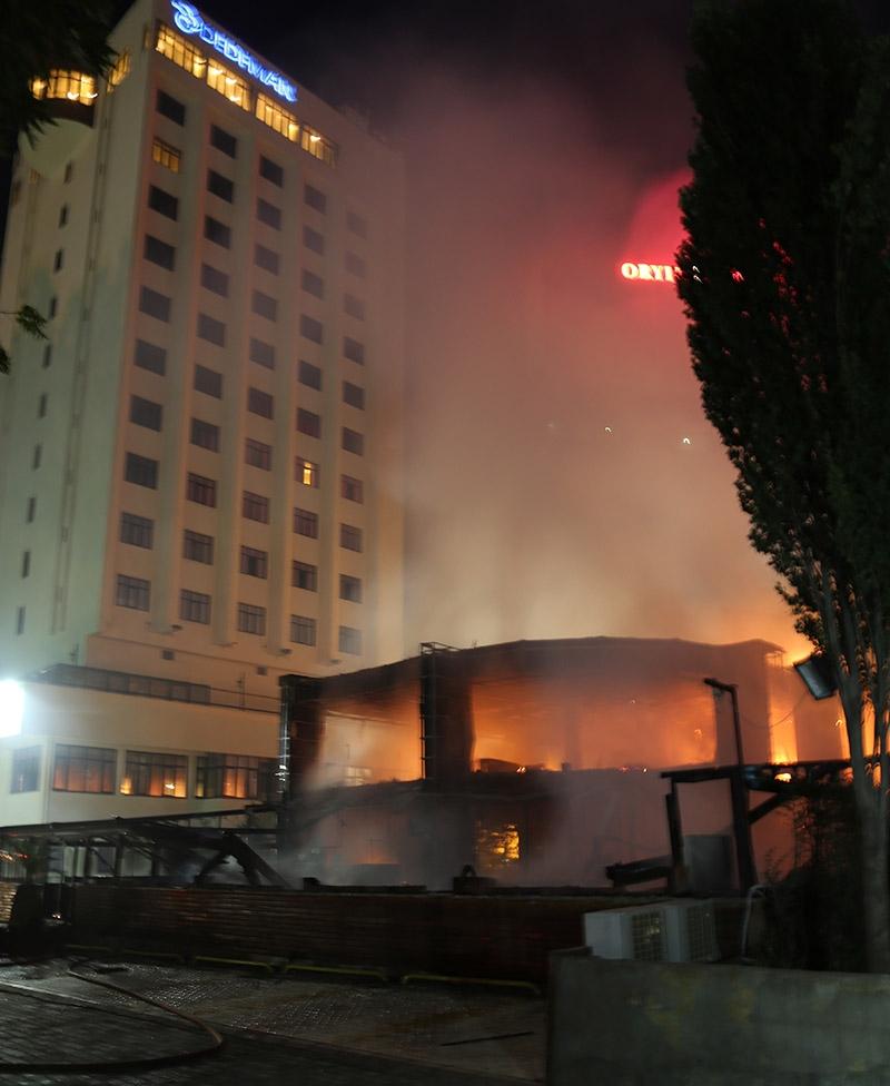 IŞİD bahanesiyle yaktılar yıktılar 7