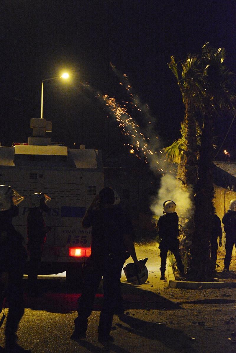 IŞİD bahanesiyle yaktılar yıktılar 70