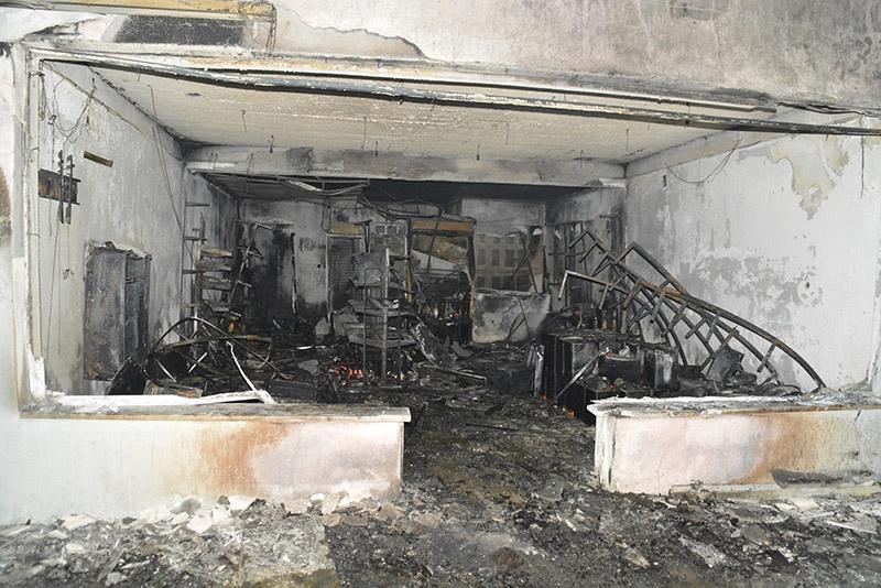IŞİD bahanesiyle yaktılar yıktılar 77