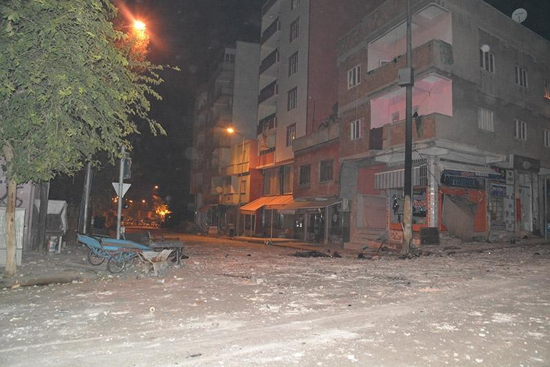 IŞİD bahanesiyle yaktılar yıktılar 79