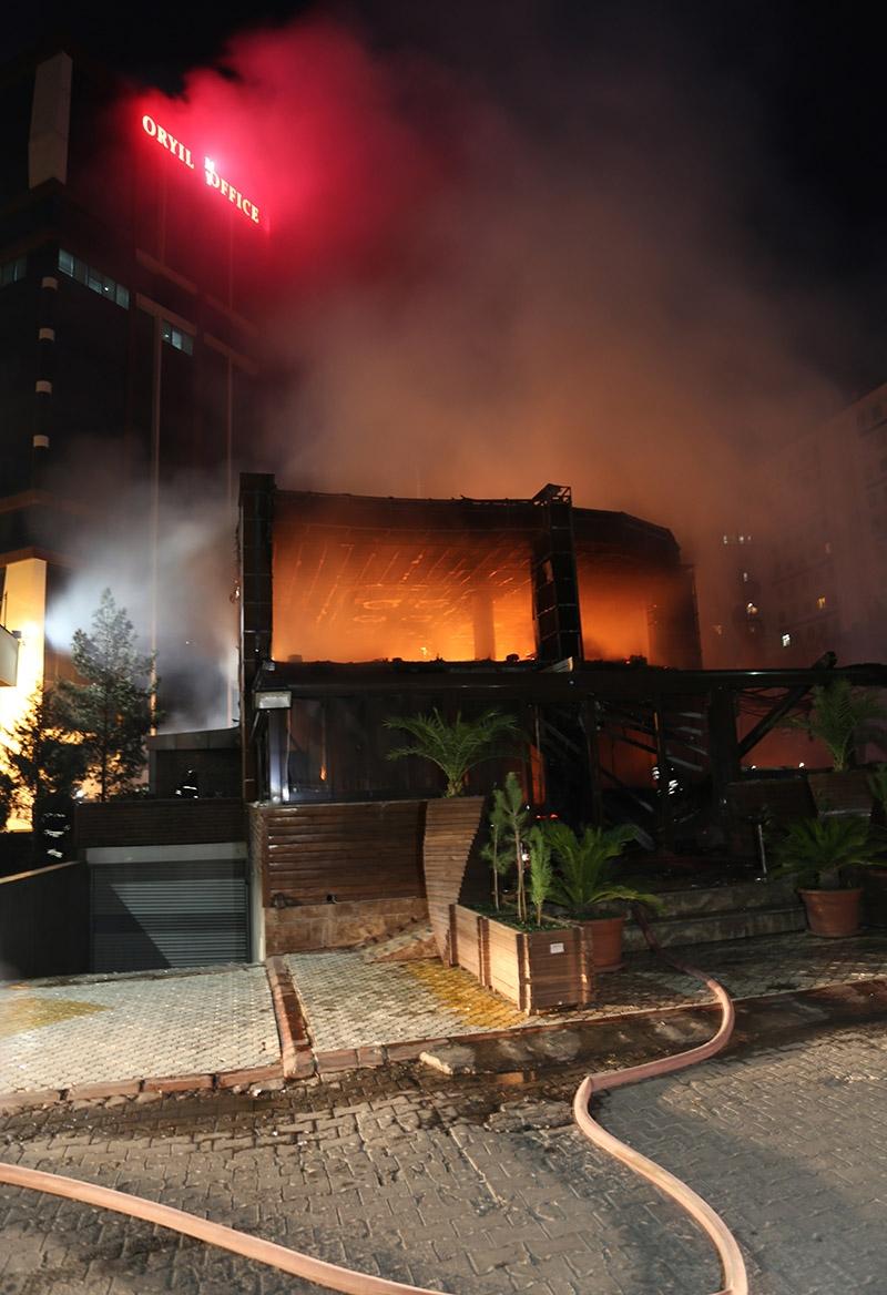 IŞİD bahanesiyle yaktılar yıktılar 8