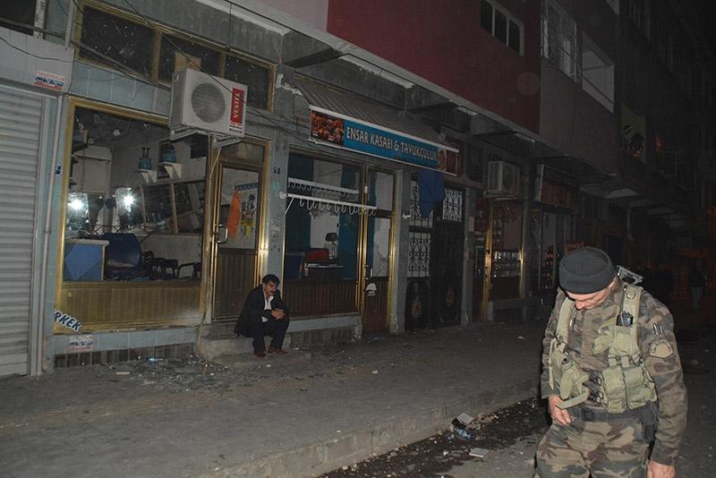 IŞİD bahanesiyle yaktılar yıktılar 90