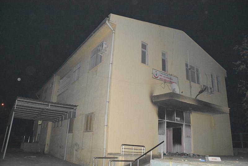 IŞİD bahanesiyle yaktılar yıktılar 94